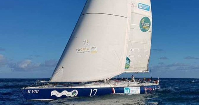 Location yacht à La Rochelle - Mauric-Pouvreau KVIII sur SamBoat