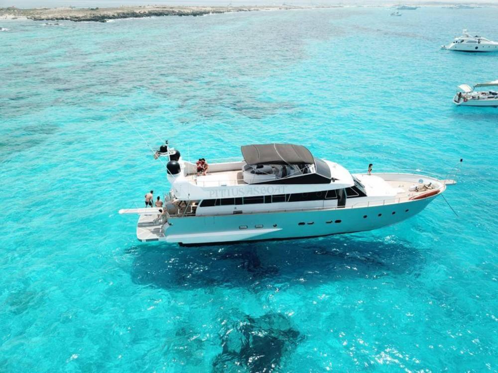 Location Yacht à Ibiza - Baglietto Baglietto 24