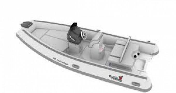 MV Marine 18 technology entre particuliers et professionnel à Olbia