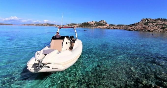Louer Semi-rigide avec ou sans skipper Solemar à Palau