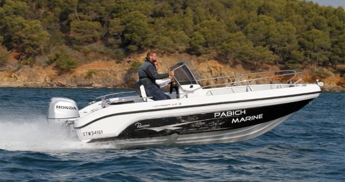 Ranieri Voyager 19 S entre particuliers et professionnel à Vrsi