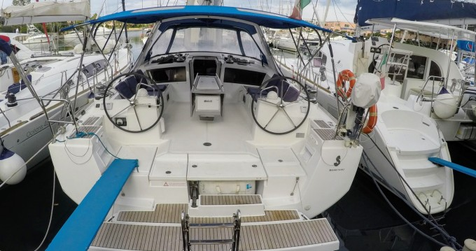 Location bateau Bénéteau Oceanis 48 à Furnari sur Samboat
