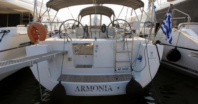 Location yacht à Lavrio - Bénéteau Oceanis 46 sur SamBoat