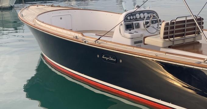 Location yacht à Portofino - Longisland Sportsman 33 sur SamBoat