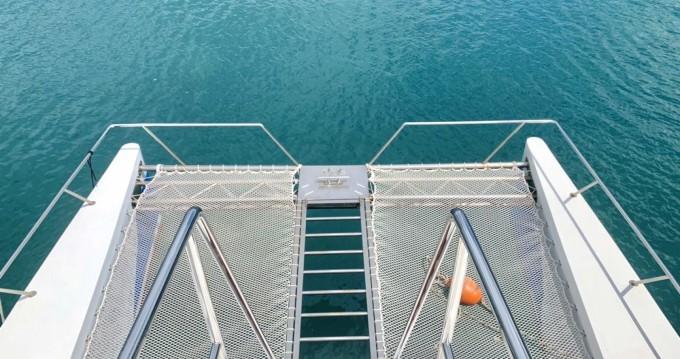 Location Bateau à moteur à Cavtat - Monte Marine Yachting Cat 17 Party