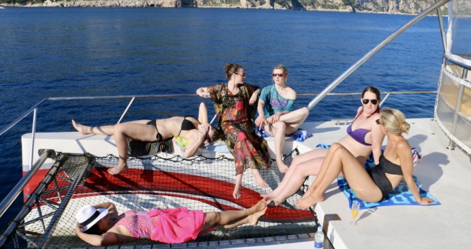 Monte Marine Yachting Cat 17 Party entre particuliers et professionnel à Cavtat