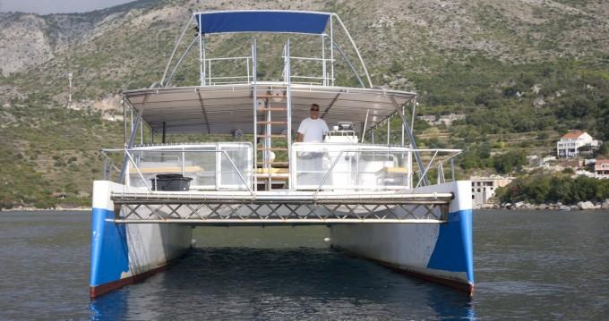 Louer Bateau à moteur avec ou sans skipper Monte Marine Yachting à Cavtat