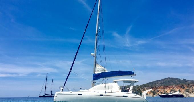 Location yacht à Ibiza (Ville) - Leopard Leopard 40 sur SamBoat
