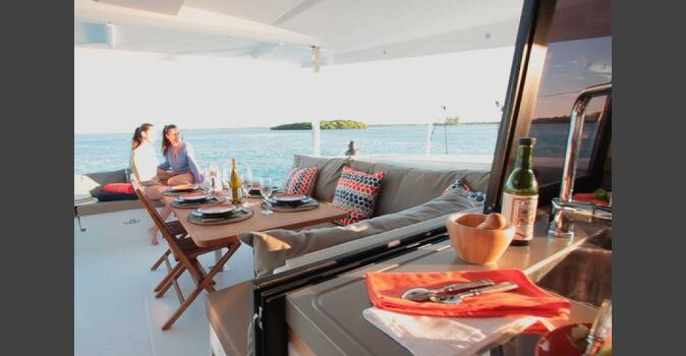 Fountaine Pajot Fountaine Pajot between personal and professional Pointe-à-Pitre