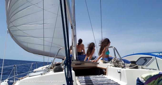 Louer Voilier avec ou sans skipper Velero&Buceo&Fun Islas Baleares Furia à Palma de Majorque