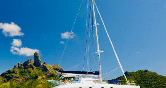 Location bateau Arue pas cher Bahia 46