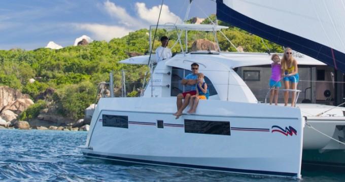 Louer Catamaran avec ou sans skipper Leopard à Phuket