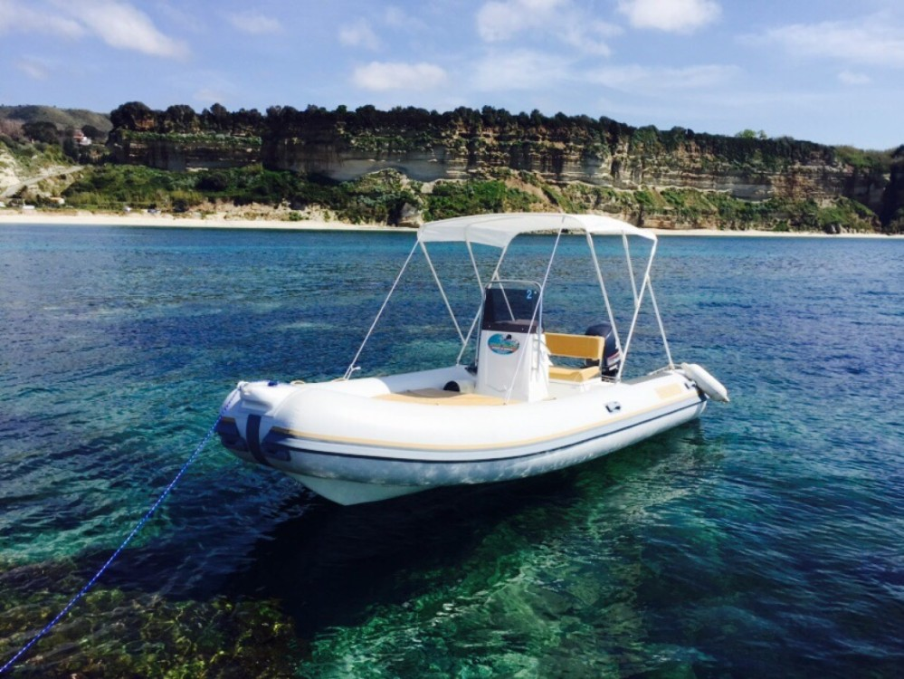 Boat rental Nautica Diving ND 5.3 in Formicoli on Samboat
