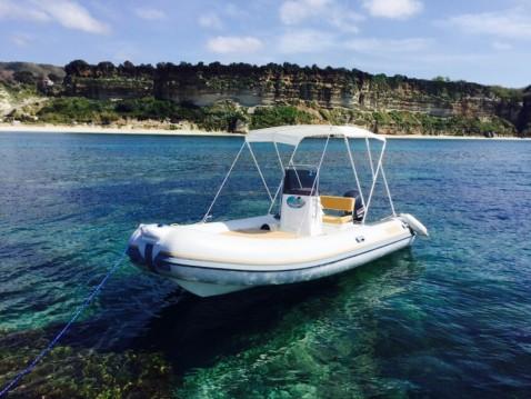 Location bateau Nautica Diving ND 5.3 à Formicoli sur Samboat