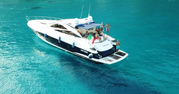 Location Yacht à Terracina - Sunseeker Predator 68