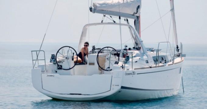 Location yacht à Le Marin - Bénéteau Oceanis 35.1 sur SamBoat