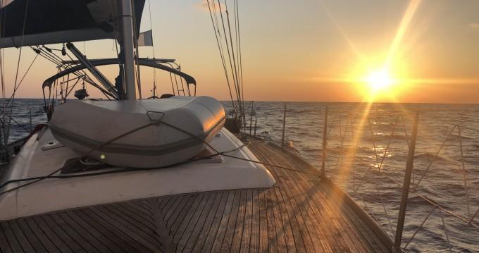Location yacht à La Ciotat - Dufour 455 GRAND LARGE sur SamBoat