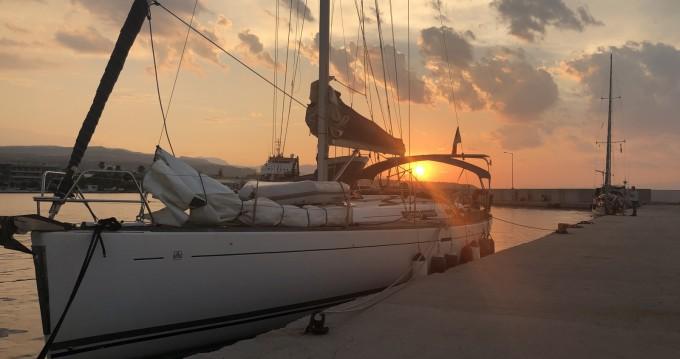 Location bateau Dufour 455 GRAND LARGE à La Ciotat sur Samboat