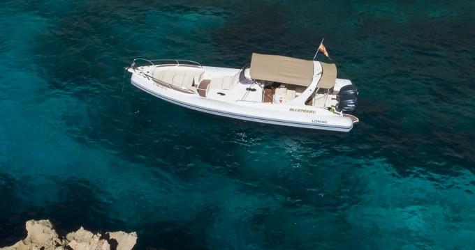 Location bateau Lomac Lomac 1000 IN à Palma de Majorque sur Samboat