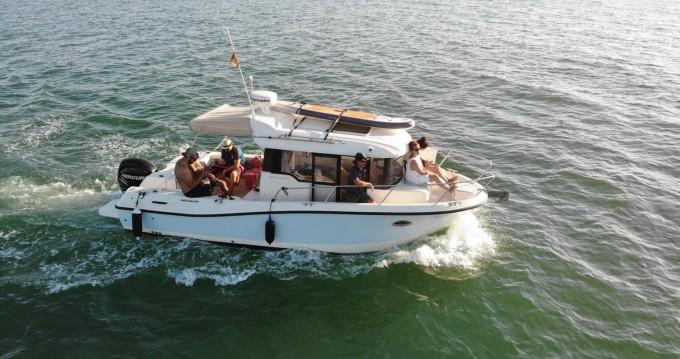Quicksilver Captur 755 Pilothouse entre particuliers et professionnel à El Puerto de Santa María