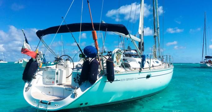 Location yacht à Cannigione - Jeanneau Sun Odyssey 52.2 sur SamBoat