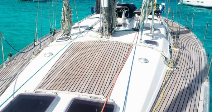 Jeanneau Sun Odyssey 52.2 entre particuliers et professionnel à Cannigione