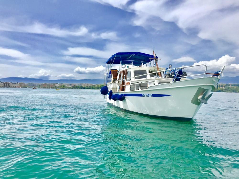 Location bateau Genève pas cher Pedro 950