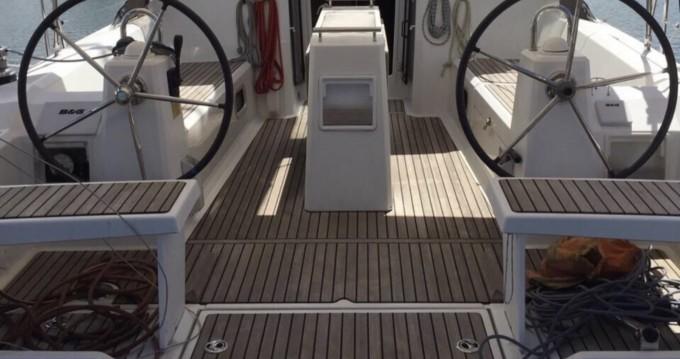 Location yacht à Pointe-à-Pitre - Bénéteau Oceanis 38 Weekender sur SamBoat