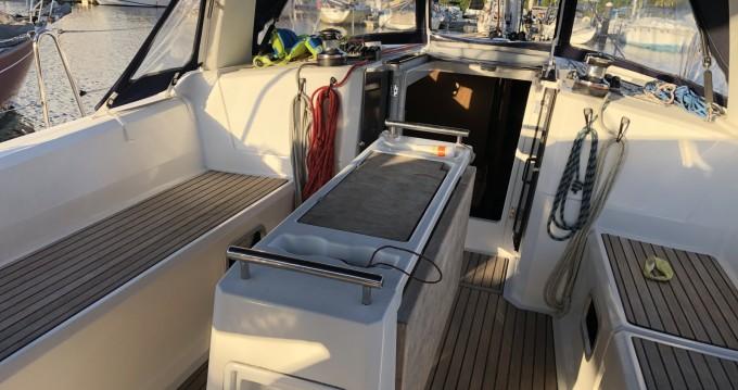 Location yacht à Marigot - Bénéteau Oceanis 38 Weekender sur SamBoat