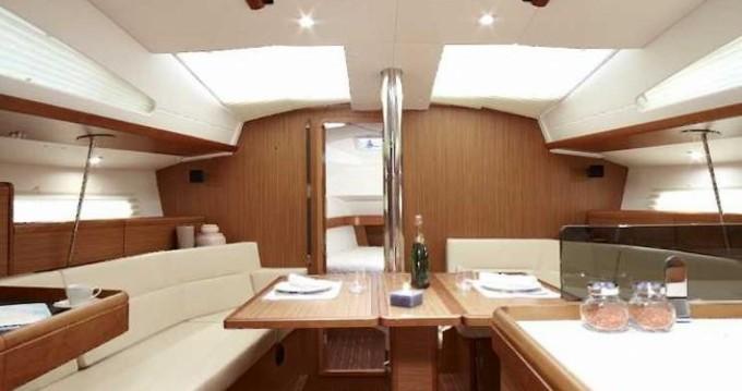 Location yacht à Olbia - Jeanneau Sun Odyssey 42 DS sur SamBoat