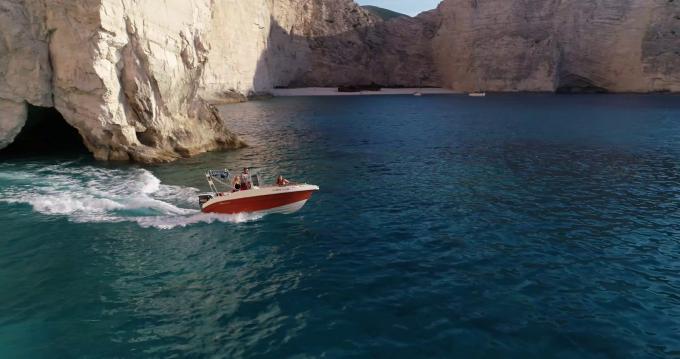Location bateau Zakynthos (Île) pas cher Ω53