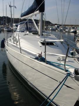 Louer Voilier avec ou sans skipper Jeanneau à Brest