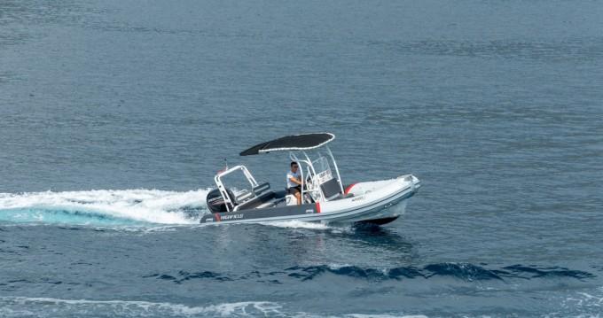 Highfield 640DL entre particuliers et professionnel à Trogir