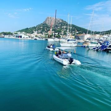 Louer Semi-rigide avec ou sans skipper Grand Boats à l'Estartit