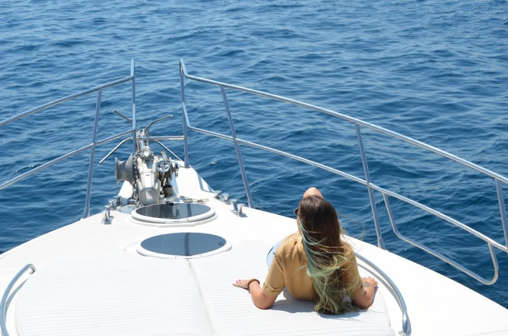 Boat rental Alicante cheap 43