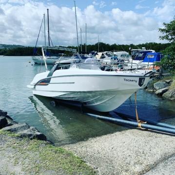 Location bateau Fort-de-France pas cher Flyer 7.7 SPACEdeck
