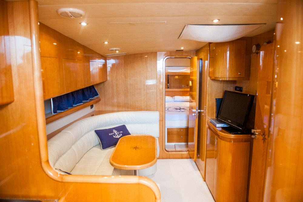 Location Yacht Rio avec permis