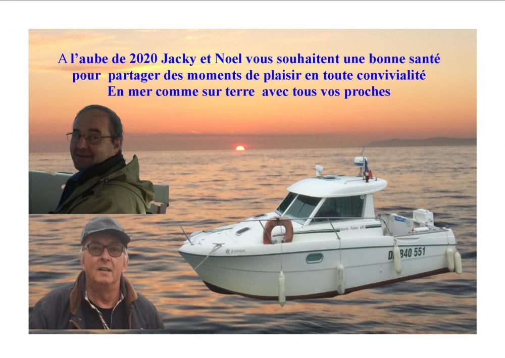 Alquiler Lancha en Boulogne-sur-Mer - Jeanneau Merry Fisher 695