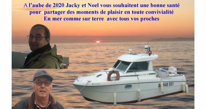 Location bateau Jeanneau Merry Fisher 695 à Boulogne-Sur-Mer sur Samboat