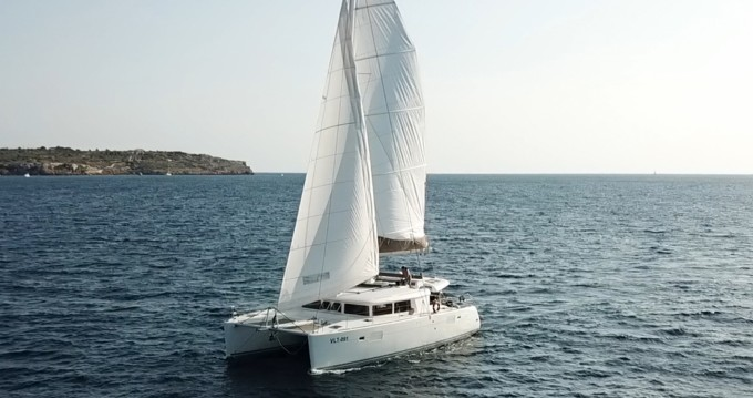 Location bateau Lagoon Lagoon 450 à Palma de Majorque sur Samboat