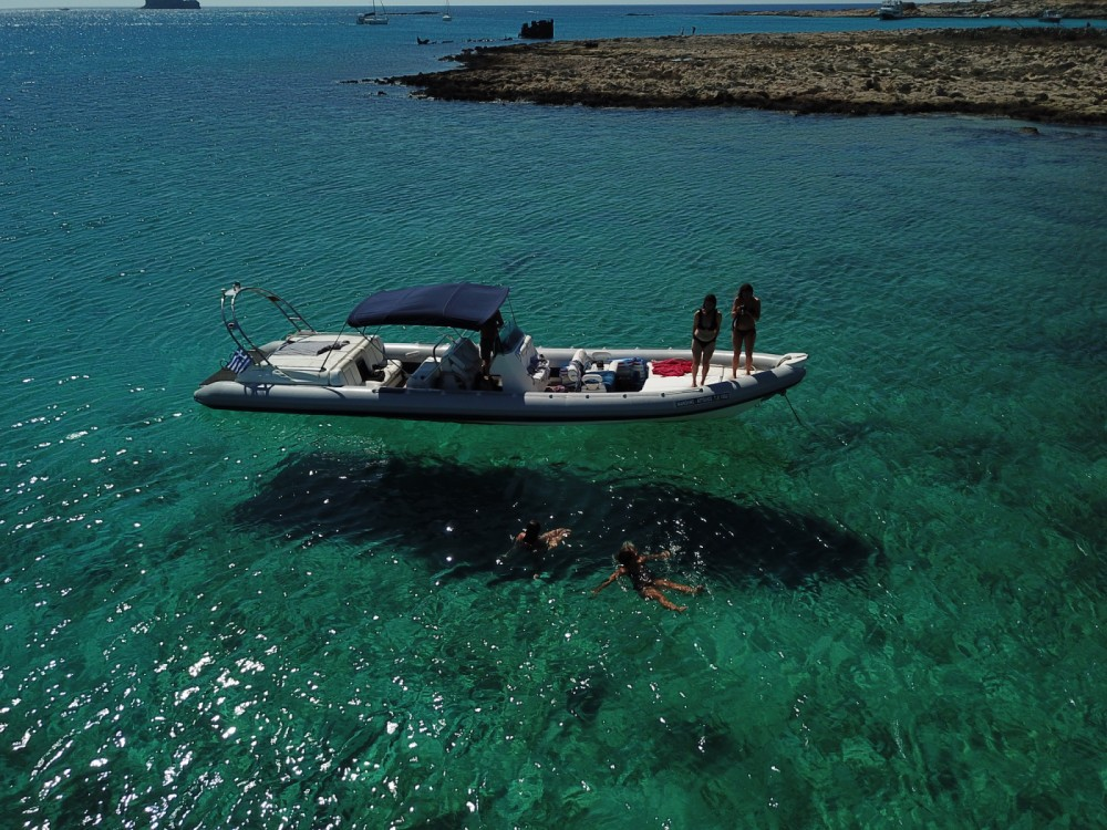 RIB for rent Chania at the best price