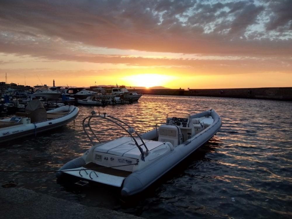 Boat rental Chania cheap Royal