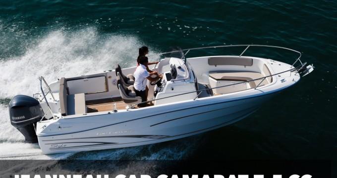 Location bateau Makarska pas cher Cap Camarat 7.5 CC