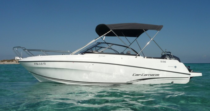 Location yacht à Santa Eulària des Riu - Jeanneau Cap Camarat 6.5 BR sur SamBoat