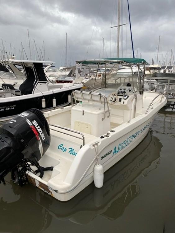 Louer Bateau à moteur avec ou sans skipper SESSA à Ajaccio