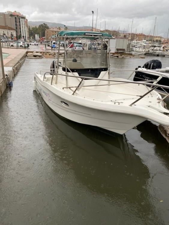 Location bateau SESSA Key Largo 23 à Ajaccio sur Samboat