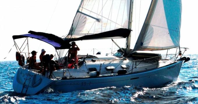Louer Voilier avec ou sans skipper Bénéteau à Roses