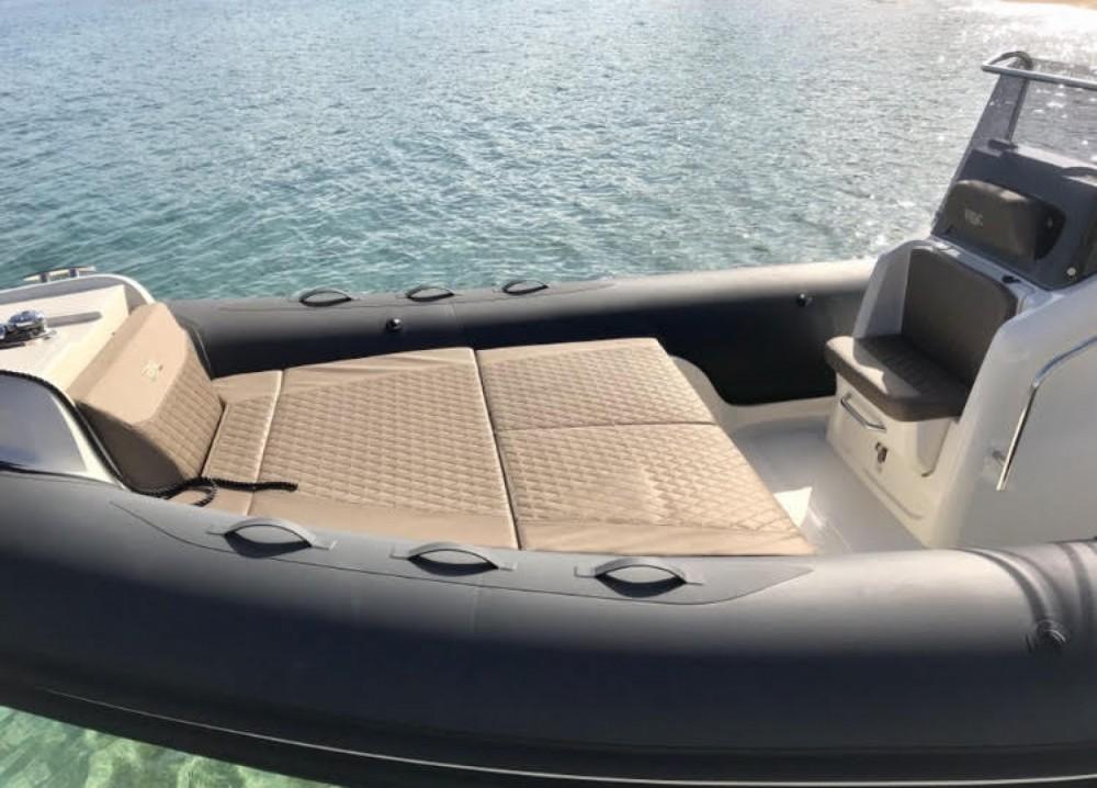 Location bateau Bsc 78 ebony à Pietrosella sur Samboat