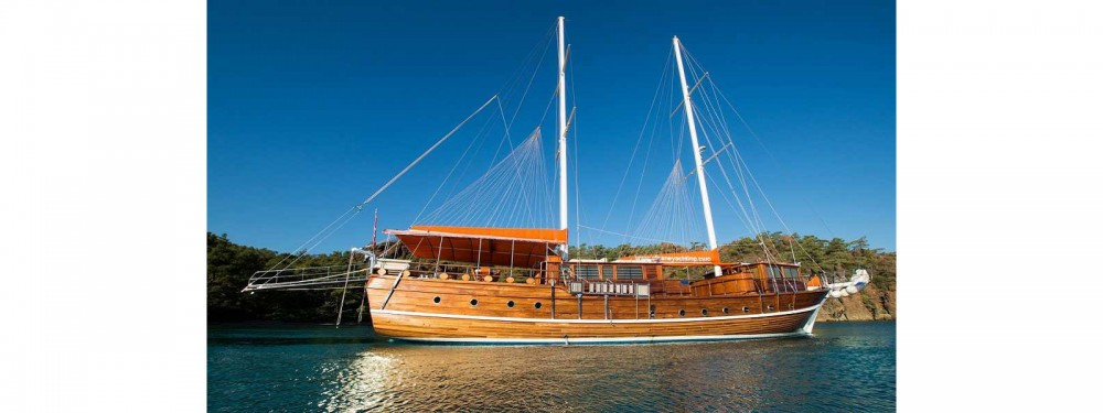 Location bateau Gulet Ketch - Luxe à Muğla sur Samboat