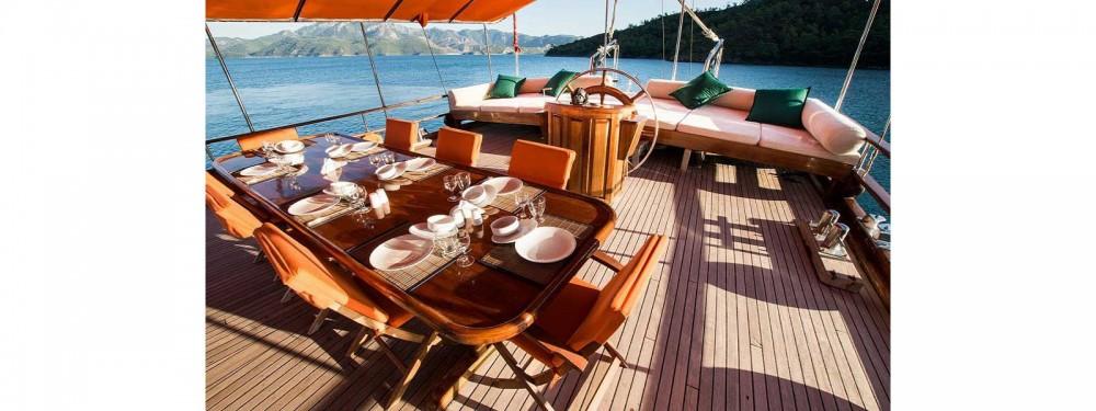 Location yacht à Muğla - Gulet Ketch - Luxe sur SamBoat